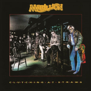Marillion Clutching At Straws LP (2vinyl)