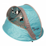Salteluta tip cort pentru joaca cu protectie UV Bo Jungle