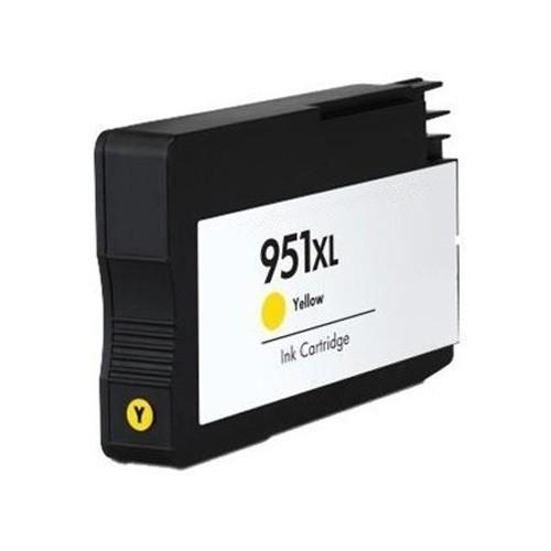 Cartus YELLOW HP951XL HP 951XL HP951-XL HP 951 XL CN048AE compatibil 2640 pagini