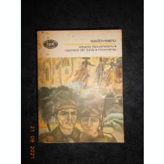 MIHAIL SADOVEANU - STRADA LAPUSNEANU / OAMENI DIN LUNA / MORMINTE (1978)