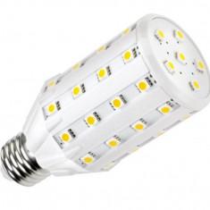 Bec LED Vipow ZAR0314 8.5W E27 700 lm lumina alba calda A+