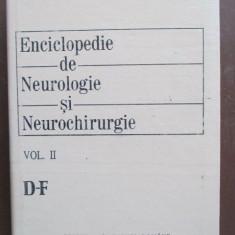Enciclopedie de neurologie si neurochirurgie vol II