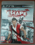 Escape Dead Island, PS3, original