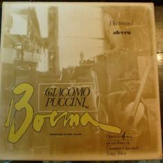 Giacomo Puccini – Boema (Operă În 4 Acte)  Electrecord 3 × Vinyl Set  1983
