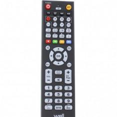 Telecomanda universala programabila prin IR Tricky WELL ; Cod EAN: 5948636025330