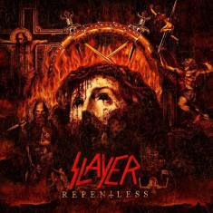 Slayer Repentless Bonus bluray (cd+bd)