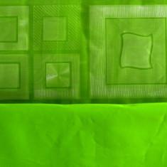 Perdea baie 180x180cm verde MN0198316 Raki