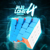 Cumpara ieftin Cub Rubik 4x4x4 MoYu MeiLong Stickerless, 155CUB
