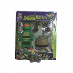 25. Figurina Testoasele Ninja - Turtle Armor Warriors - Michelangelo