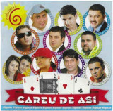 CD Careu De Ași Volumul 6 , original, manele