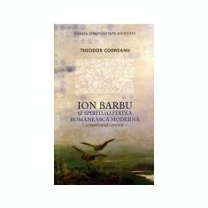 Ion Barbu si spiritualitatea romaneasca moderna