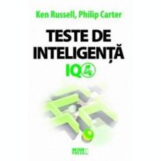 Teste de inteligență IQ. Vol. 4
