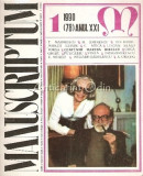 Manuscriptum. Revista Trimestriala Nr.: 1/1990 * (78) Anul XXI