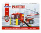 Momki - Pompieri, Masina interventie, 303 piese