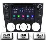 Cumpara ieftin Navigatie BMW Seria 3 E90 E91 E92 E93, Android 9, QUADCORE PX30 2GB RAM si 16GB ROM, 7 Inch - AD-BGWBMWE90LP3