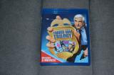 Film: The Naked Gun Trilogy [3 Filme - 3 Discuri Blu-Ray] US Import