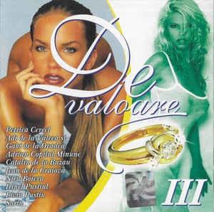 CD De Valoare III, original, manele