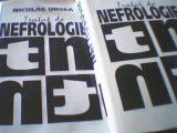 Nicolae Ursea - TRATAT DE NEFROLOGIE { 2 volume }/ 1994, Alta editura