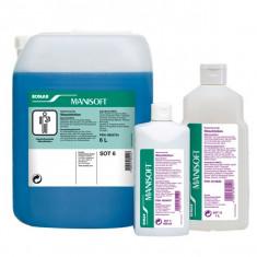 MANISOFT 500ml Lotiune antimicrobiană pentru spalarea igienica a mainilor