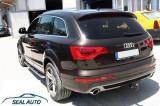 Kit praguri laterale si extensii prelungiri aripi compatibil cu Audi Q7 (2006-2014)
