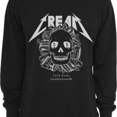 Cream Skull Crewneck