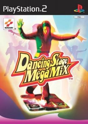 Joc PS2 Dancing Stage Megamix foto
