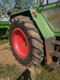 and /Schimb  Tractor Fendt 611 turbomatic cu auto, masina de ierbicidat