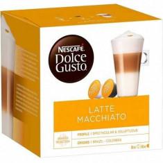 Capsule cafea Nescafé Dolce Gusto, Latte Macchiato, 2 x 8 Capsule, 194 g