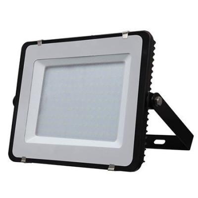 Proiector LED SMD 150W 6400K IP65 negru CIP Samsung foto