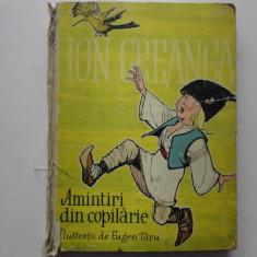 Amintiri din copilarie-Ion Creanga    (ilustratii-Eugen Taru)