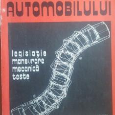 Conducerea automobilului- N. Bataga, I. Rus
