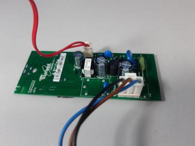 Placa electronica combina frigorifica Whirlpool foto