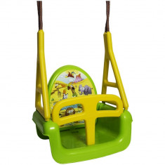 Leagan Multifunctional 3 in 1 - Tega Baby - Safari Verde
