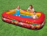Centru de inot, piscina copii INTEX CARS 57478NP