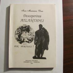 "CY - ioan Maximian DAIA ""Descoperirea Atlantidei"""