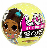 Papusa L.O.L. SURPRISE! Boys cu 7 surprize