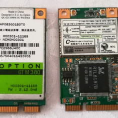 module Wireless laptop (Wi-Fi) PCI-Express mini