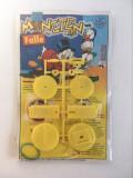 Surpriza din revista Mickey Mouse, Micky Maus Magazin Disney - capcana bani