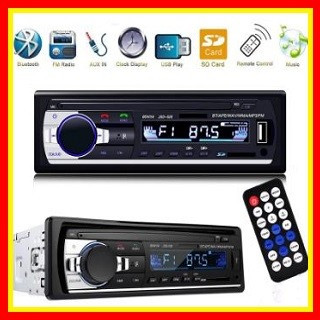 Casetofon Mp3 Player Auto Bluetooth USB Radio Telefon 4x50w foto