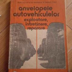 Anvelopele Autovehiculelor - F. Capruciu P. Alexandrescu C. Dragus ,297827