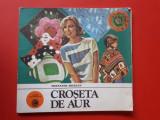 CROSETA DE AUR ×  Smaranda Sburlan