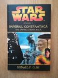 Cumpara ieftin DONALD F. GLUT - STAR WARS. IMPERIUL CONTRAATACA (2006, editie cartonata)