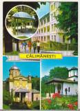 Bnk cp Calimanesti - Vedere - necirculata, Printata