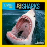Face to Face with Sharks, Paperback