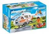 Playmobil City Life - Elicopter de salvare