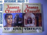 JAMES CLAVELL - VARTEJUL ( 2 volume)