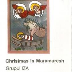 Caseta Grupul Iza – Christmas In Maramuresh ,  originala