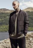 Basic Quilt Bomber Jacket, XL, Urban classics
