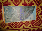 muntii fagaras / harta turistica