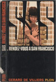 Gerard de Villiers - SAS - Rendez-vous a San Francisco